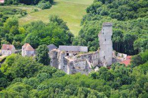 château de Montépilloy, visites guidées, tourisme Oise, Aquilon Découverte, Aquilon Patrimoine