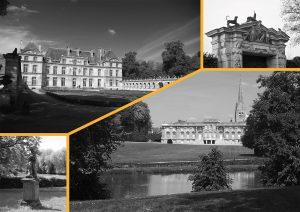 châteaux de Versigny et Raray, visites guidées, Aquilon Découverte