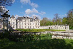 château de Raray, visites guidées, tourisme Oise, Aquilon Découverte, Aquilon Patrimoine