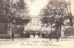 conférence sur Versigny 1914-1918