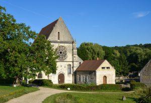 conférence patrivales : les abbayes prémontrées dans le Valois