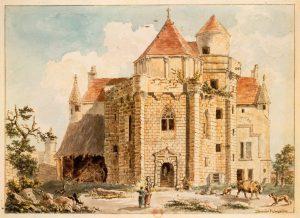 conférence patrivales : les châteaux du Valois au Moyen Âge