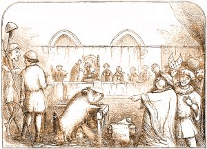 conférence patrivales : les procès d'animaux dans le Valois