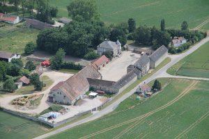 visites de la grange de Fourcheret