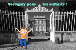 visite guidée pour les enfants, château de Versigny, famille, tourisme, loisirs, Oise, Valois, Senlis, Hauts-de-France, histoire, archéologie pour les enfants